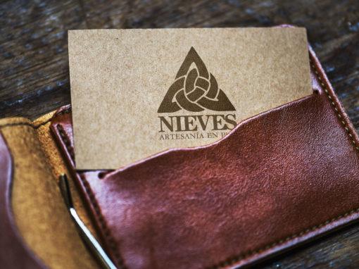 Imagen Corporativa Artesanía Nieves