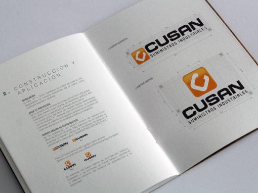 Identidad Corportiva Cusán