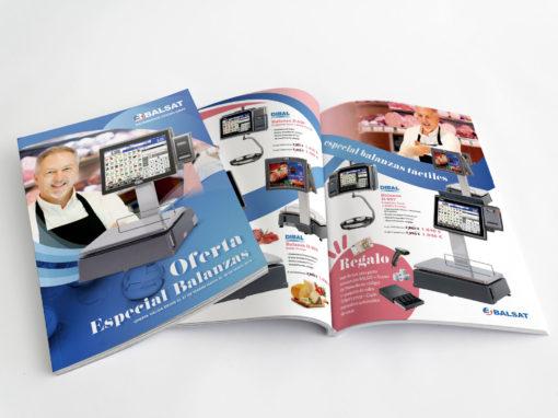 Revista promocional Balsat